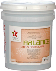 Balance Citrus Neutralizer - 5 Gallon